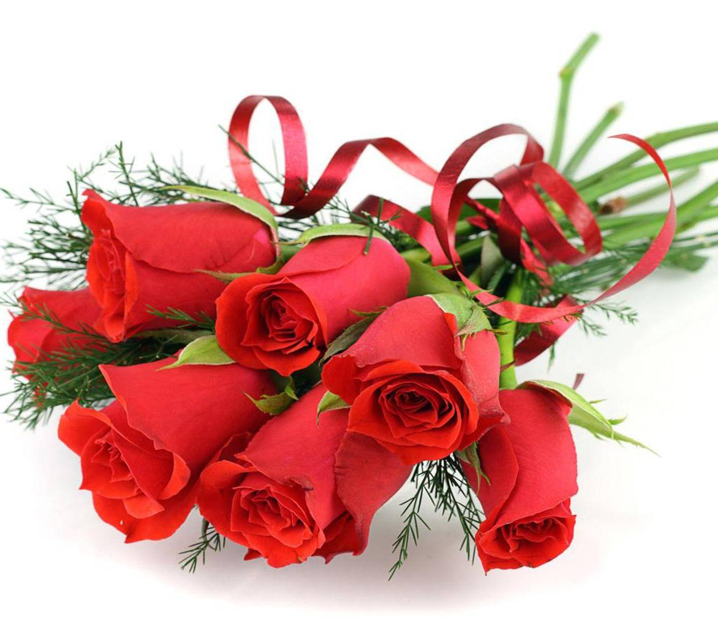 Rose Red Bouquet