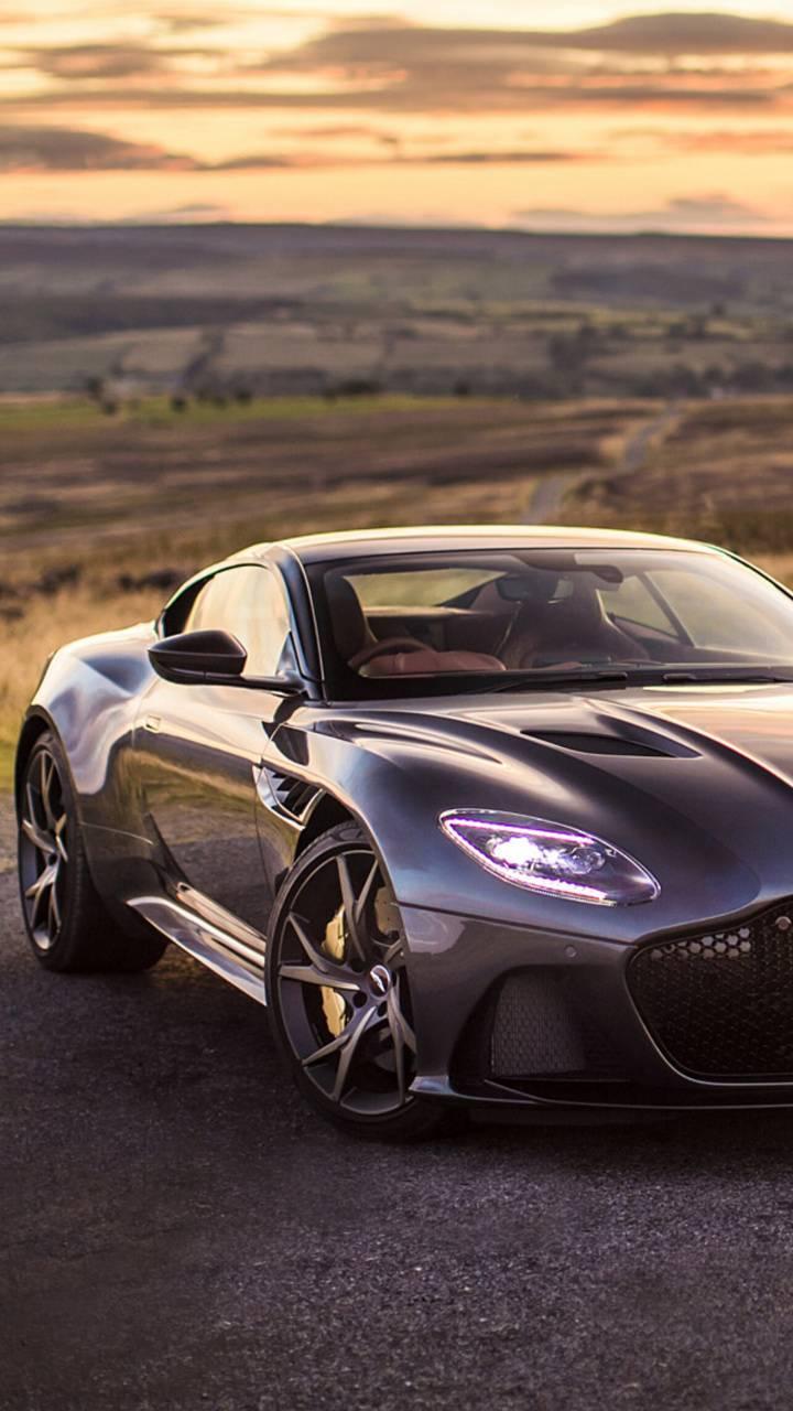 Aston Martin Dbs Superleggera Iphone Wallpaper Supercars Gallery