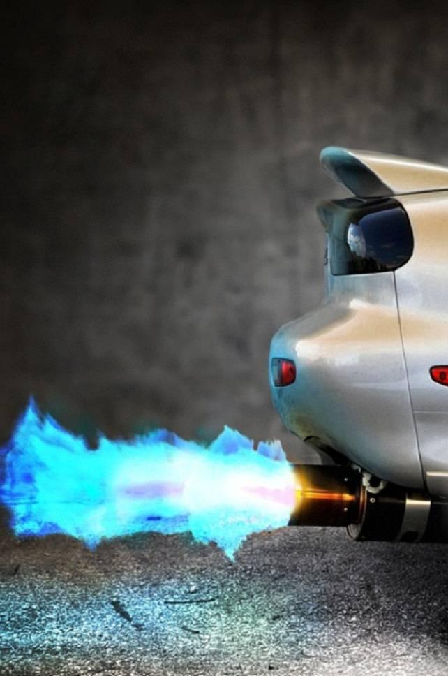 Nitro Flame