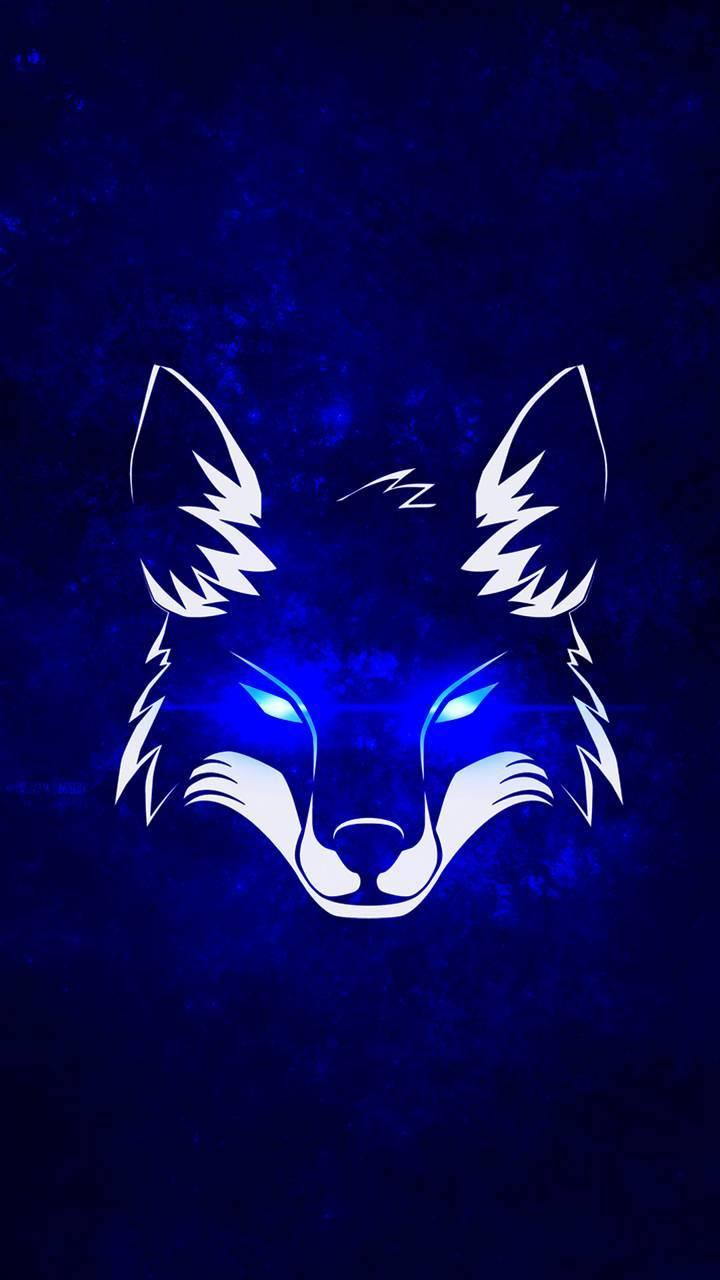 Blue Wolf Wallpaper By Hek75 4f Free On Zedge