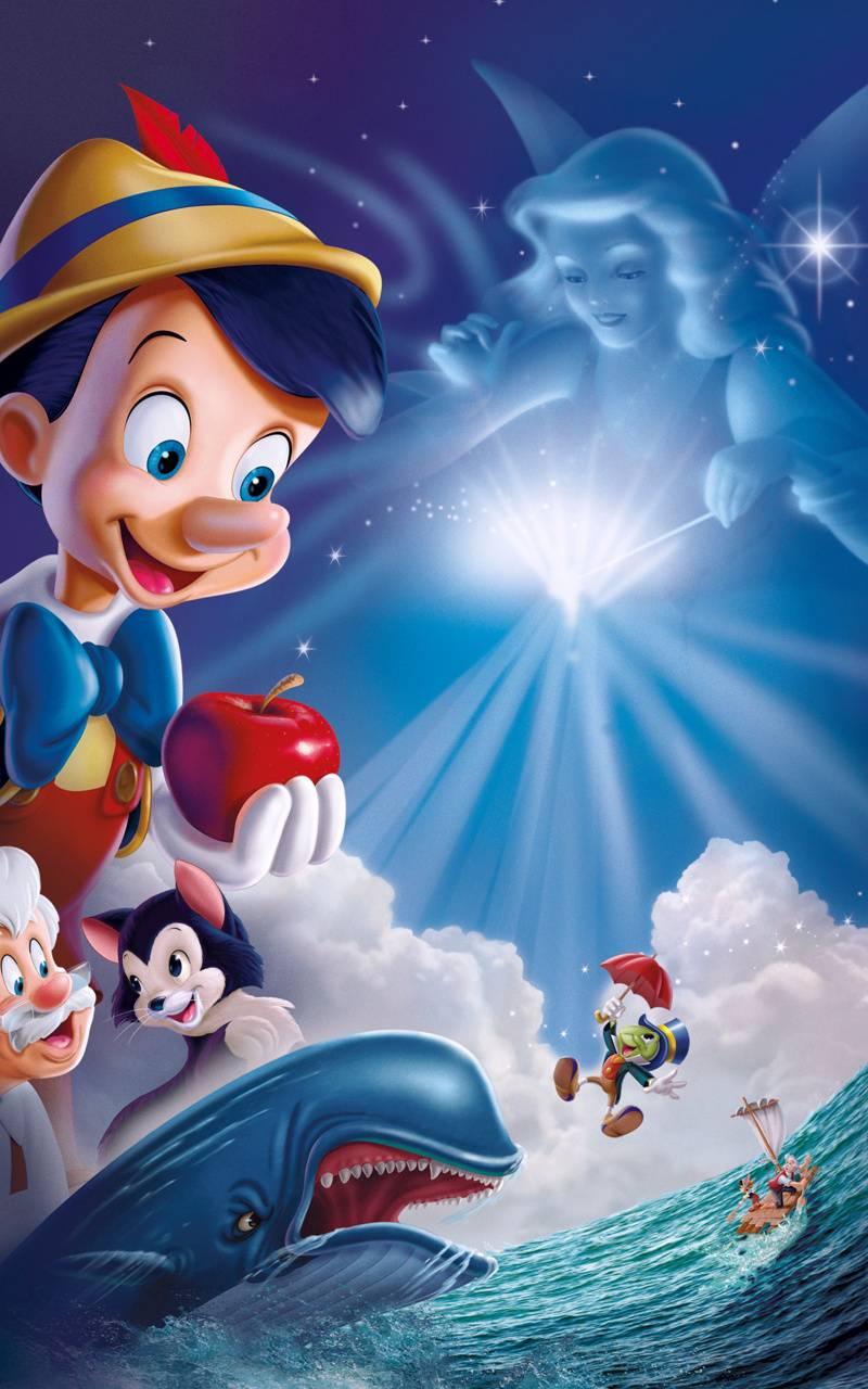 Pinocchio 4k