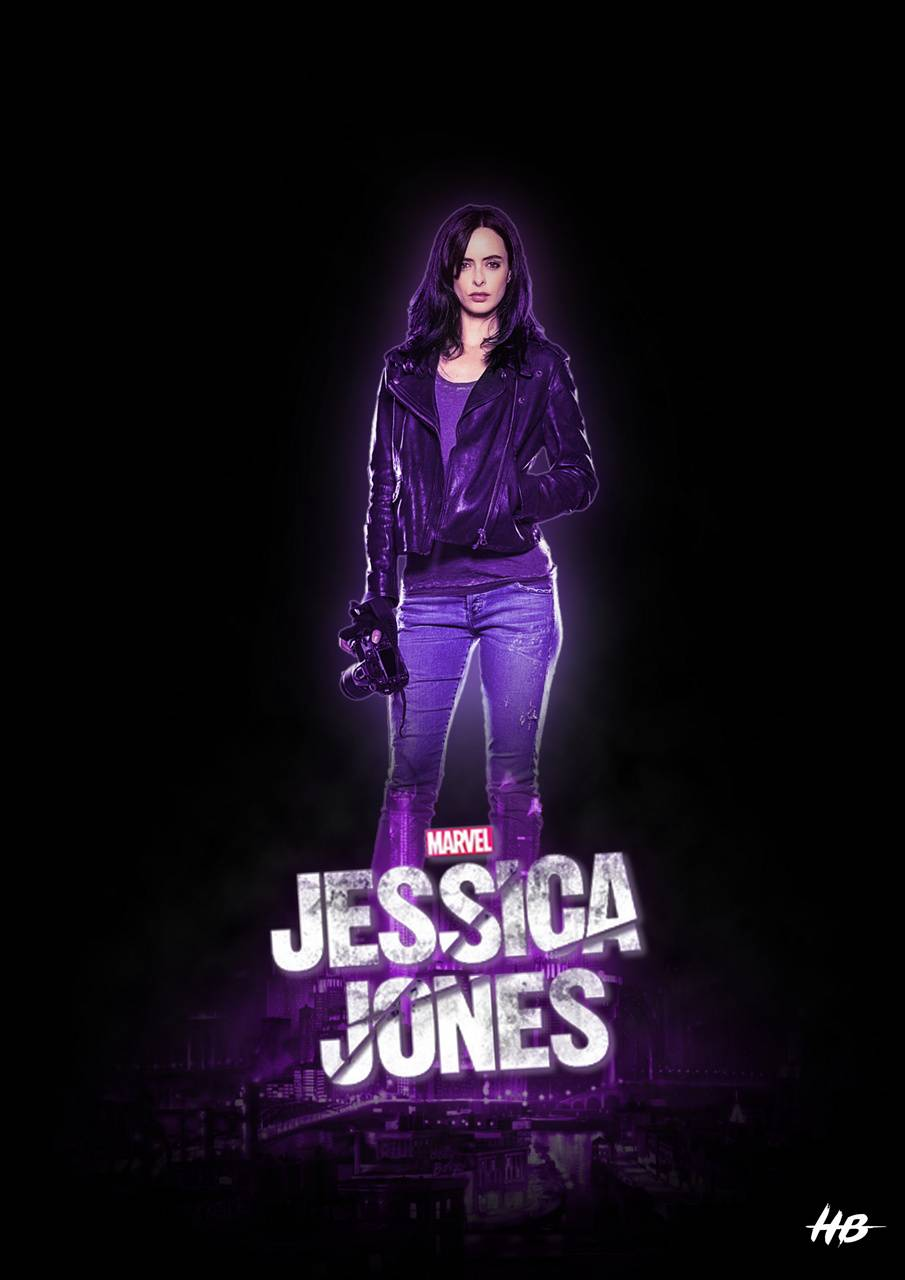 Jessica Jones Wallpaper By Silverbull735 76 Free On Zedge