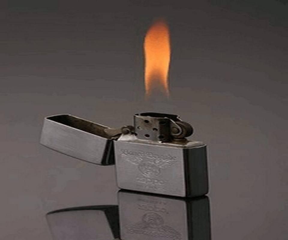 Lighter Flam Hd10
