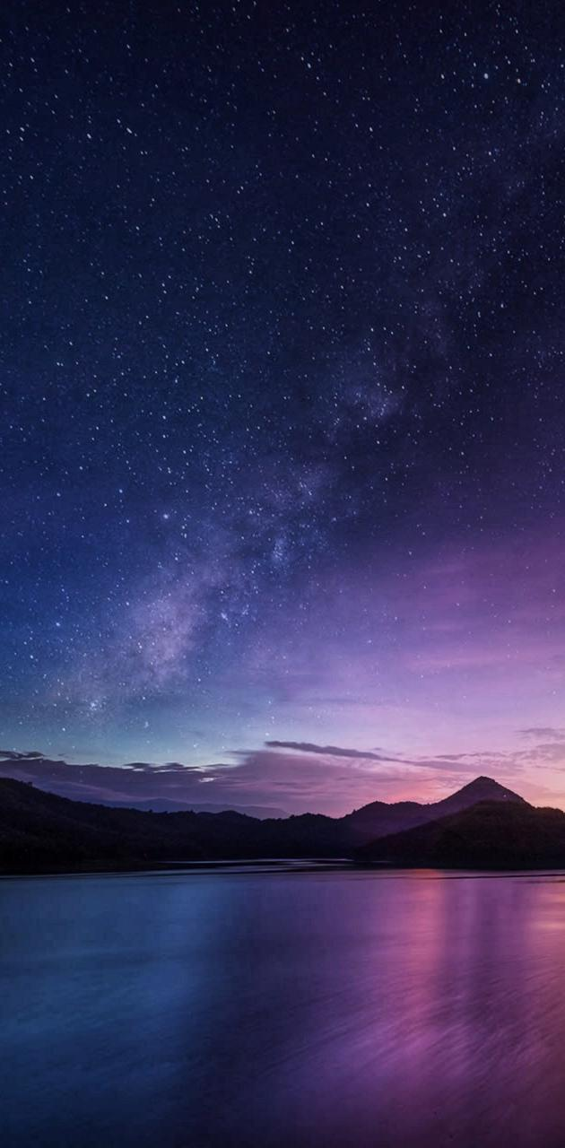 Galaxy Mountian