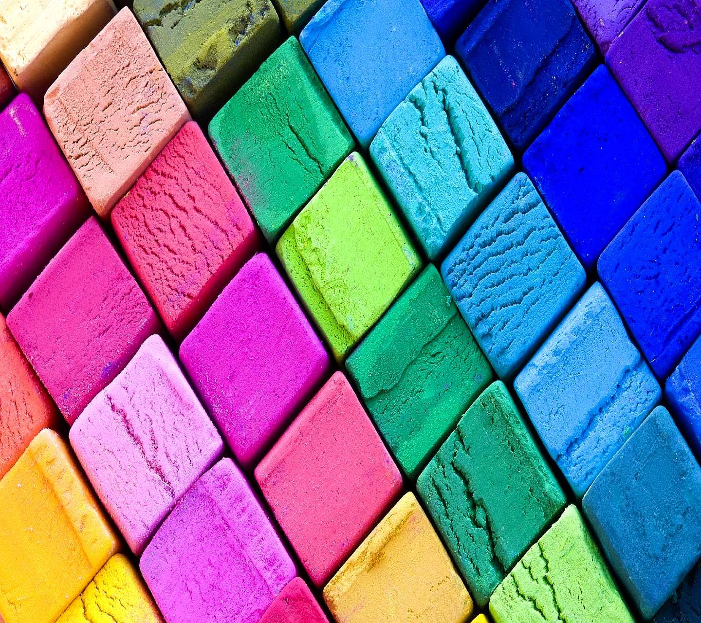 cubes in color