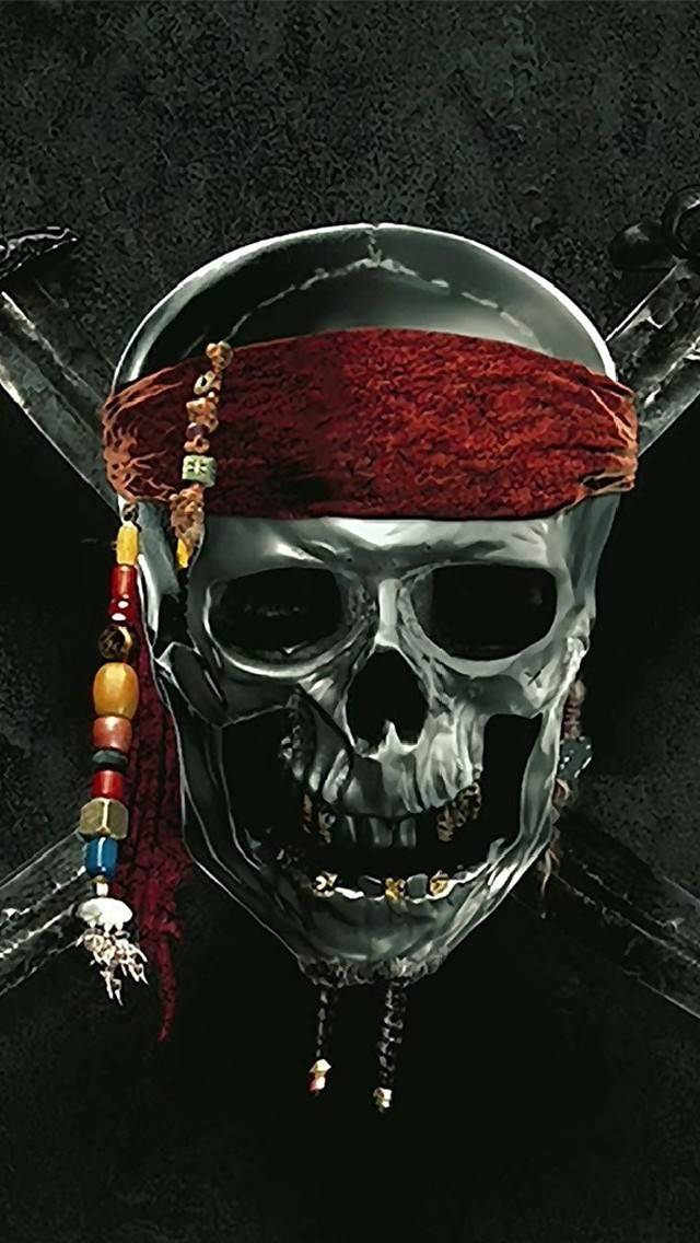 Pirates Skull Wallpaper By Rohandesai Ee Free On Zedge