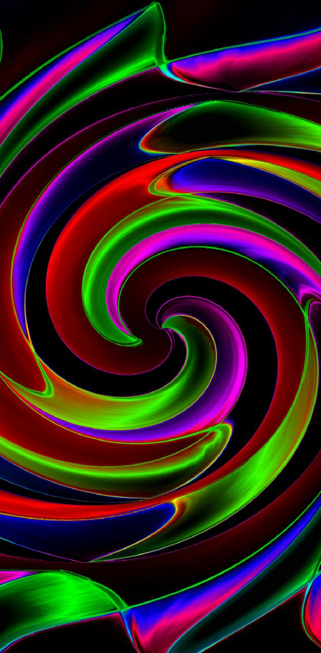 Flare Twirl 8
