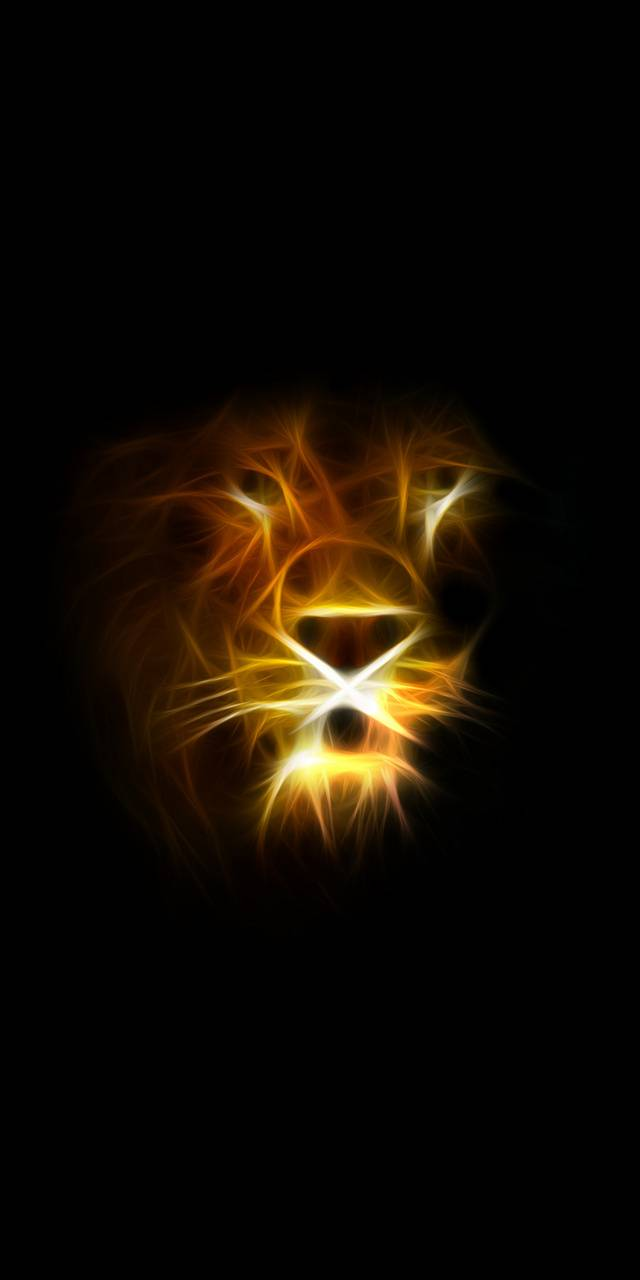 AMOLED Lion Glow