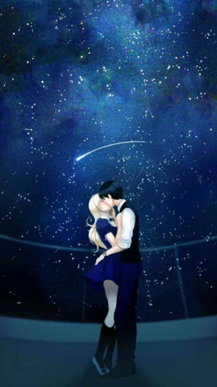 Kiss In The Night