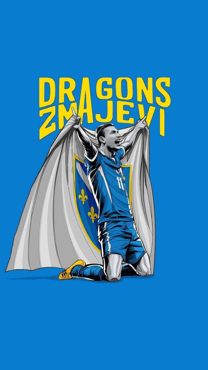 DRAGONS - ZMAJEVI