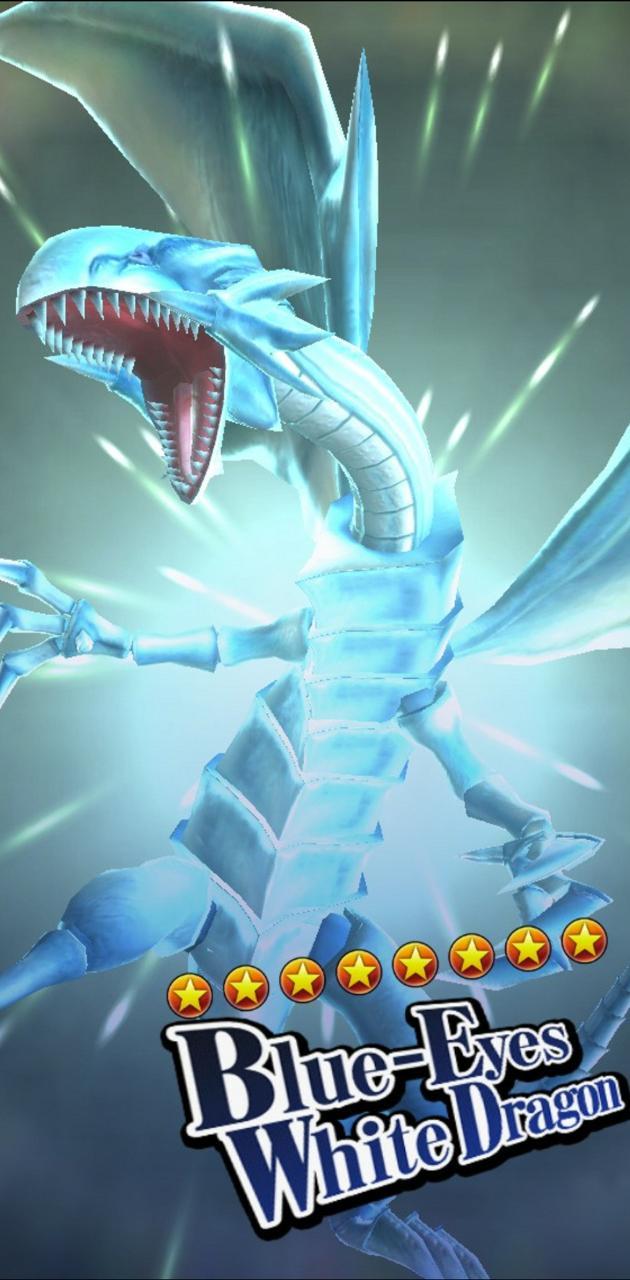 Blue-Eyes W Dragon