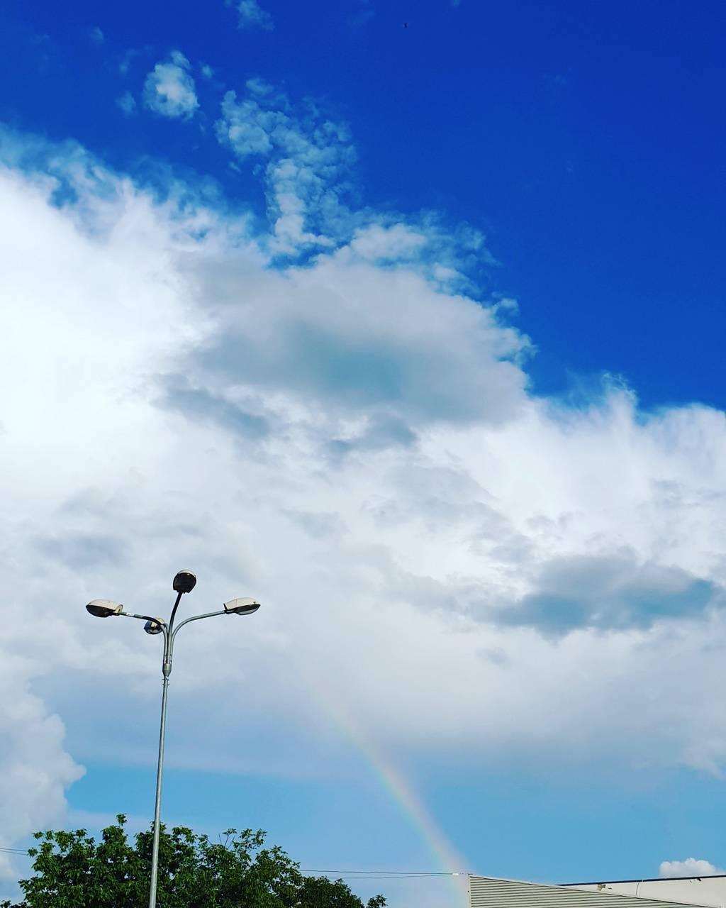 Rainbow parking