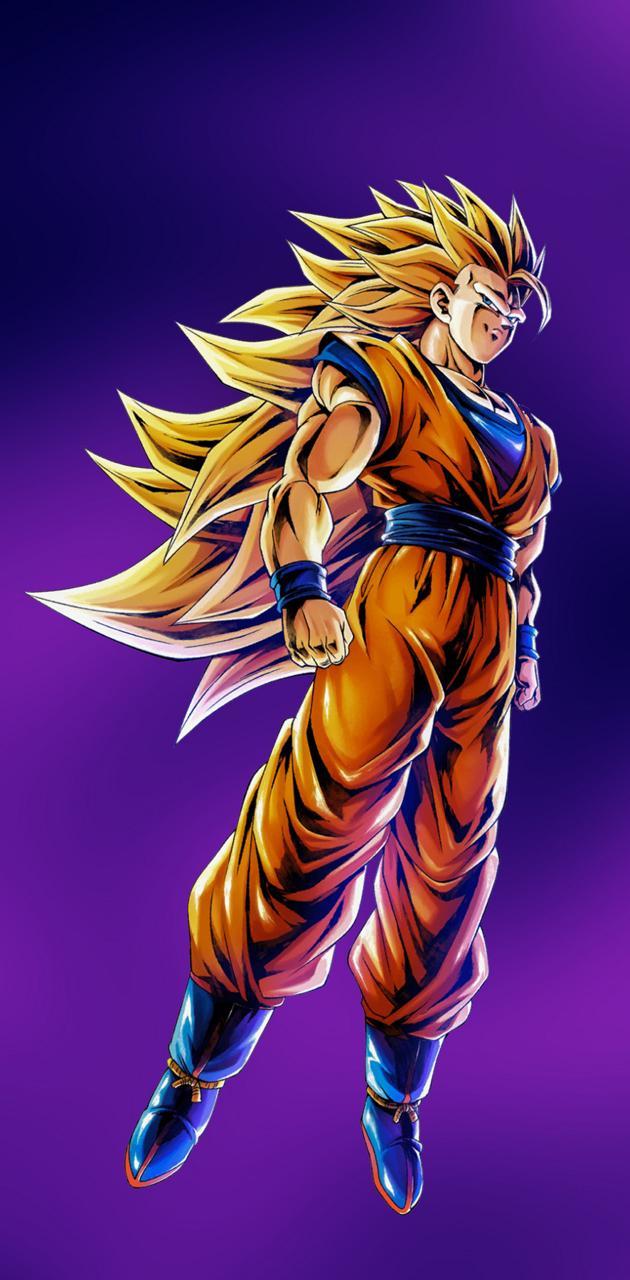 Goku aeshtetic