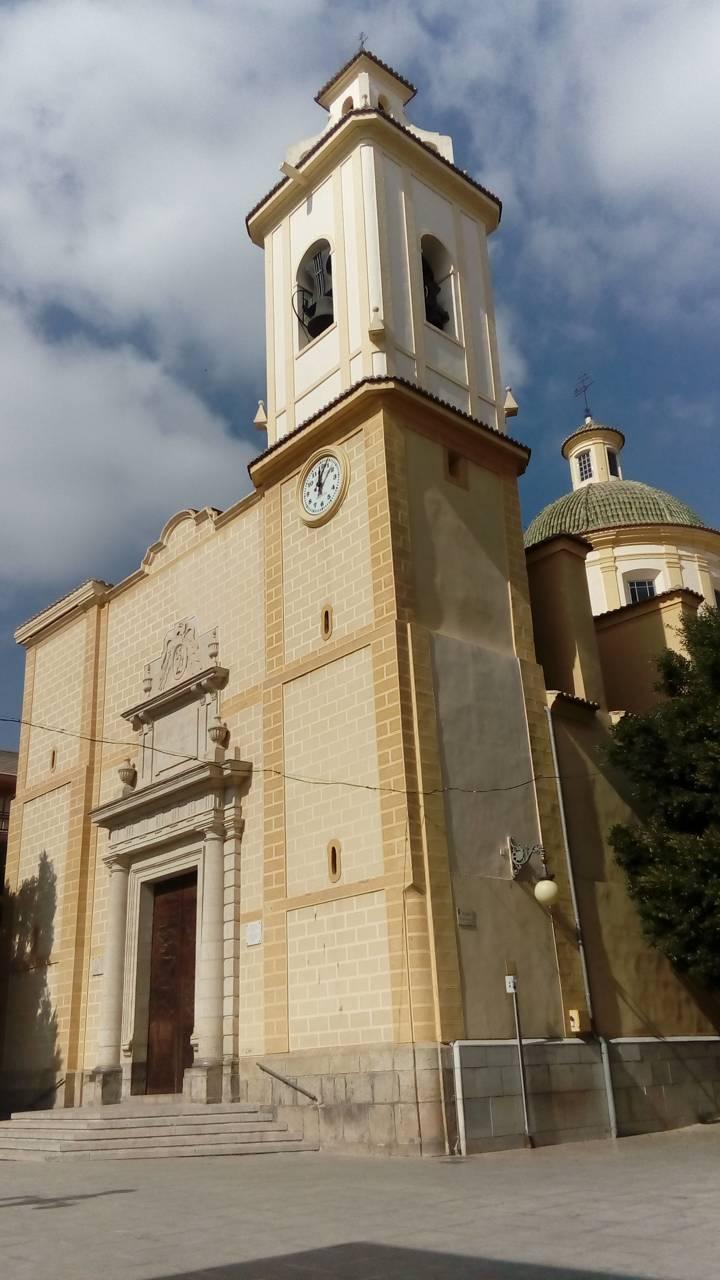 Iglesia San vicente