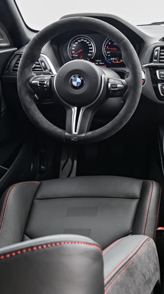 BMW M2 CS Interior