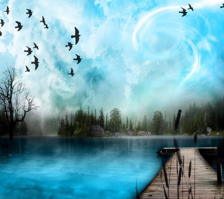 3d Sky Nature