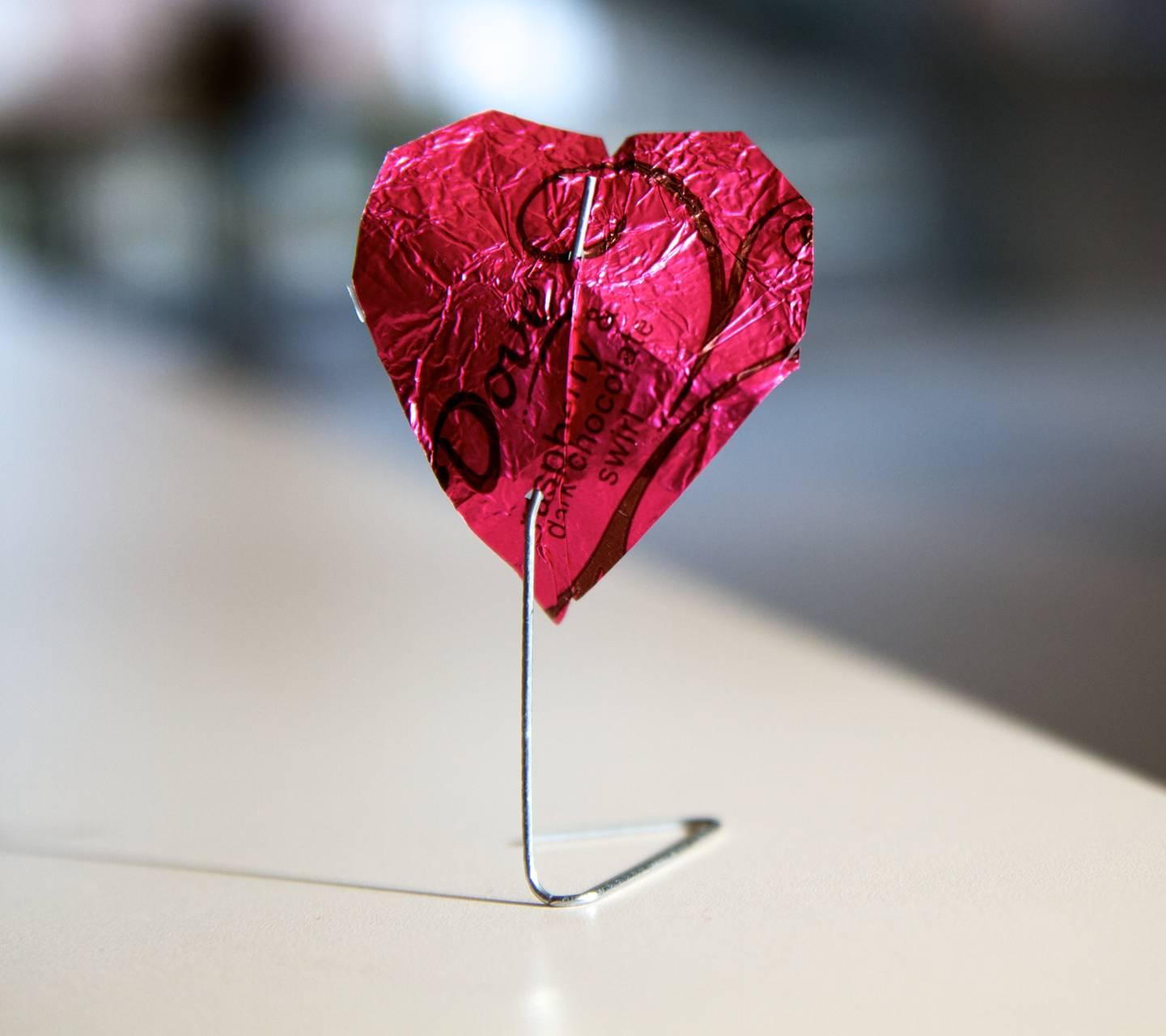 Heart art 11