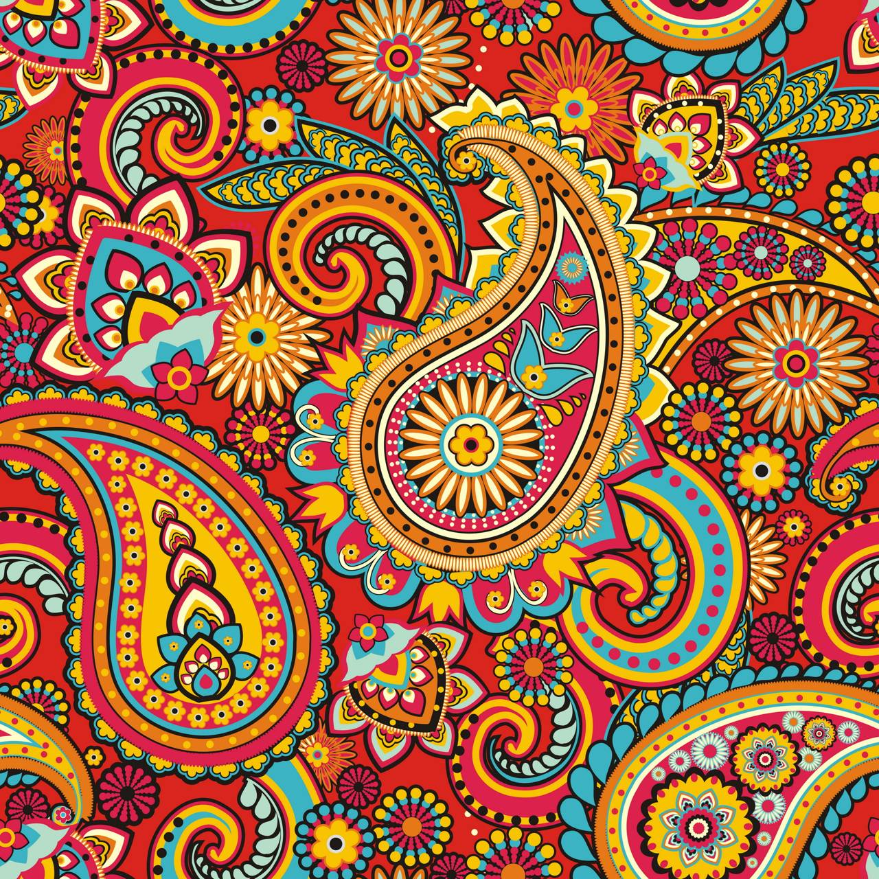 Paisley Abstract