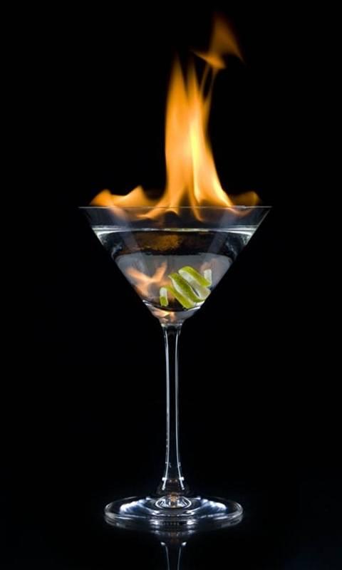 Burning Drink