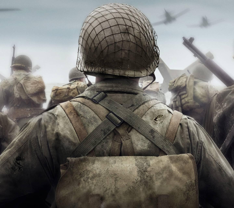 Call Of Duty Ww2 Wallpaper By Momokusan D8 Free On Zedge