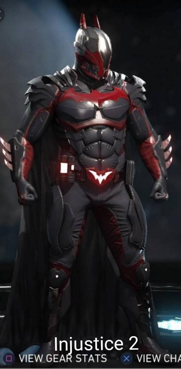 Epic batman gear