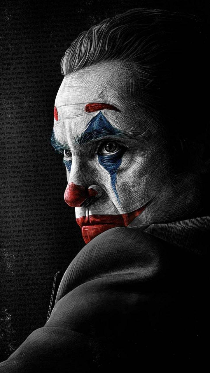 Joker wallpaper wallpaper by sainihr