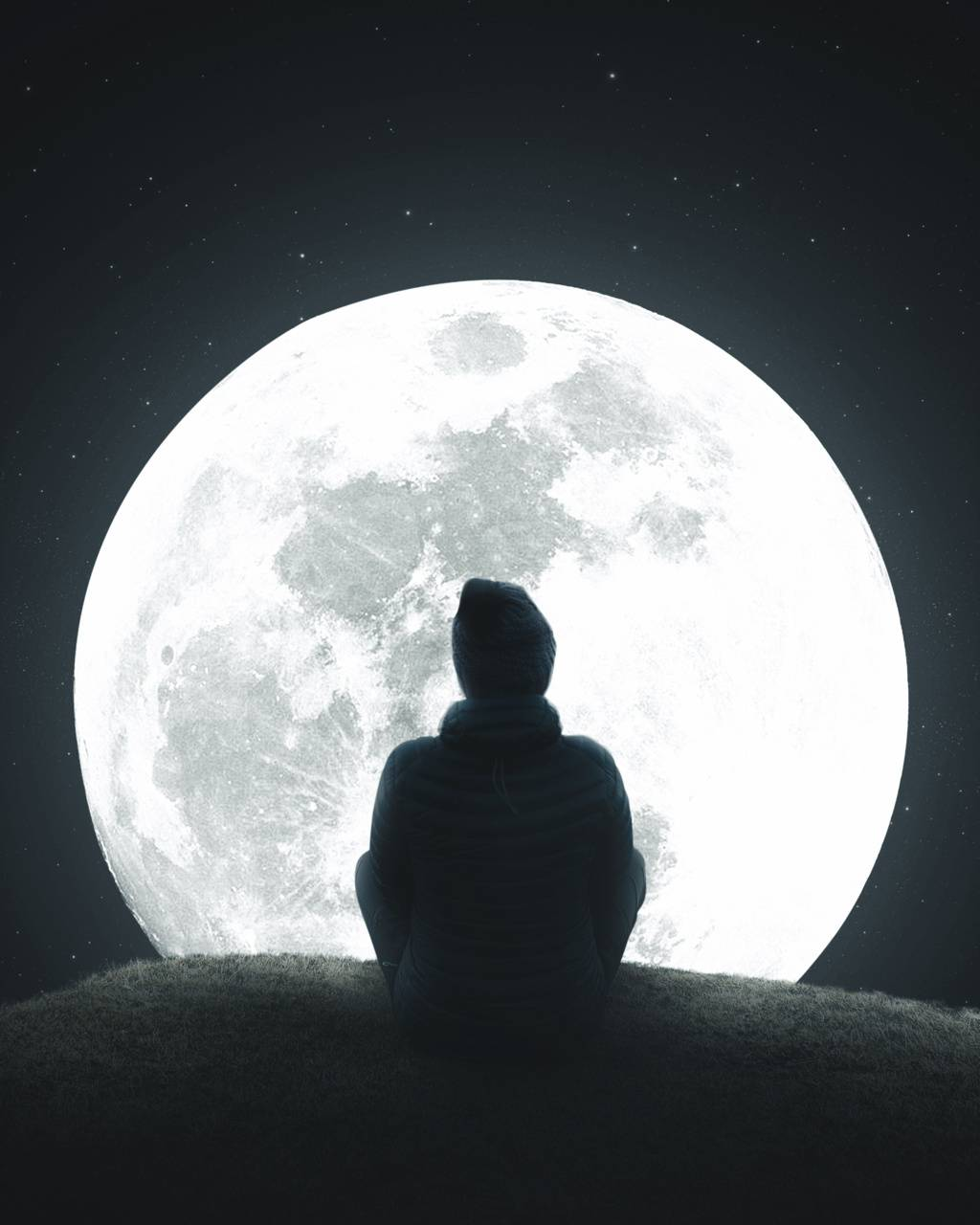 Watching Moon