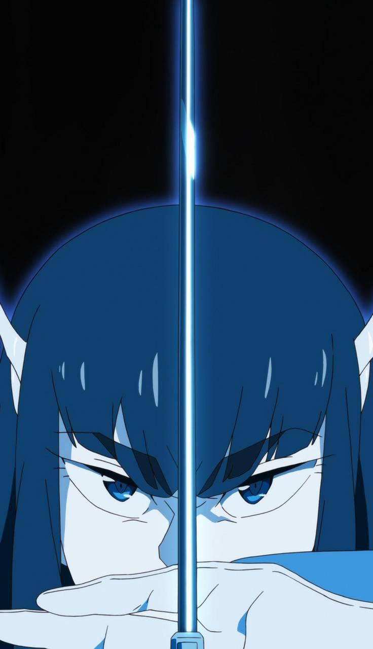 Kill La Kill Satsuki Wallpaper By Eobardzoloman2025 A0 Free On