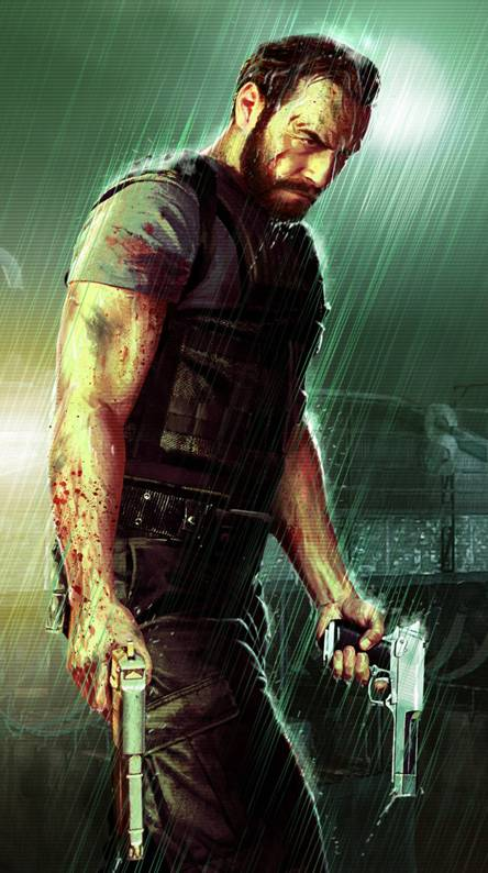 android max payne 3 wallpaper