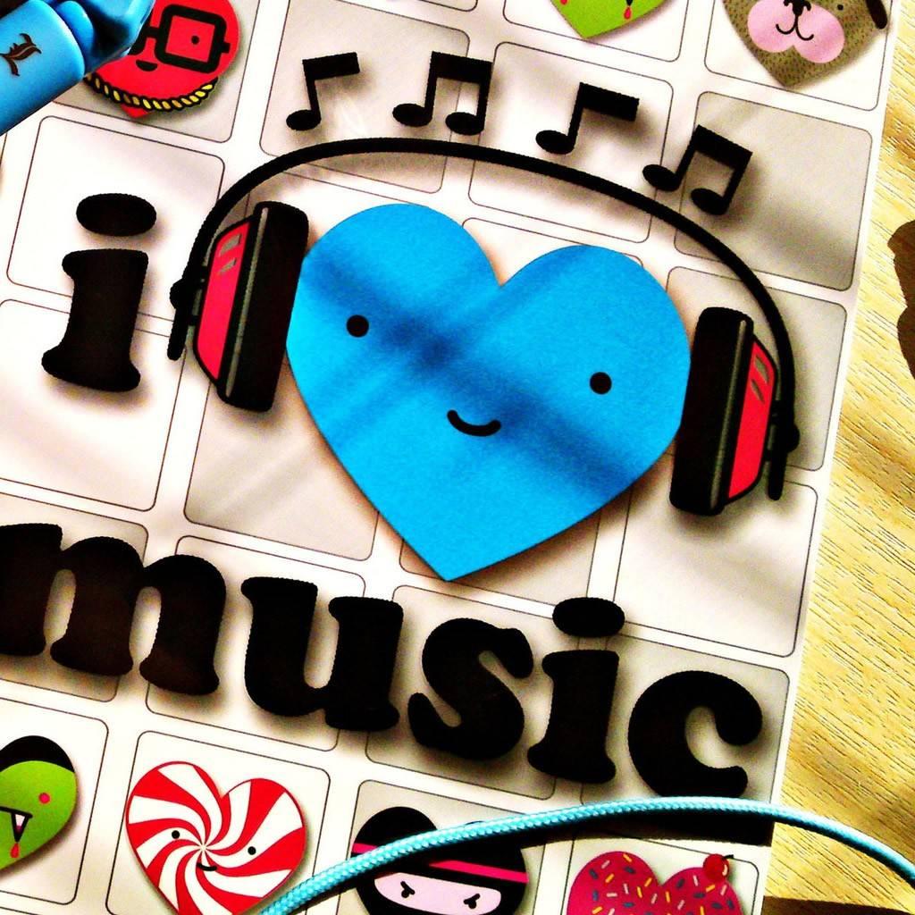 i love music wallpapershaikhsaber - 62 - free on zedge™