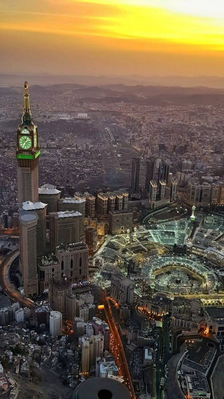 Makkah Haram Wallpaper By Abdulwahhab C7 Free On Zedge