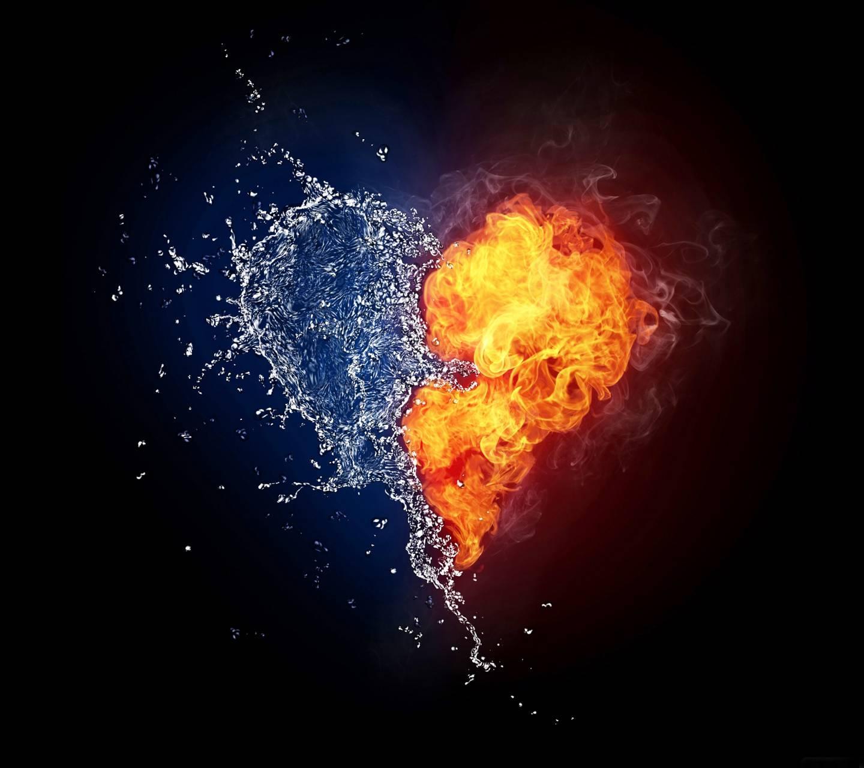 Fire Water Love