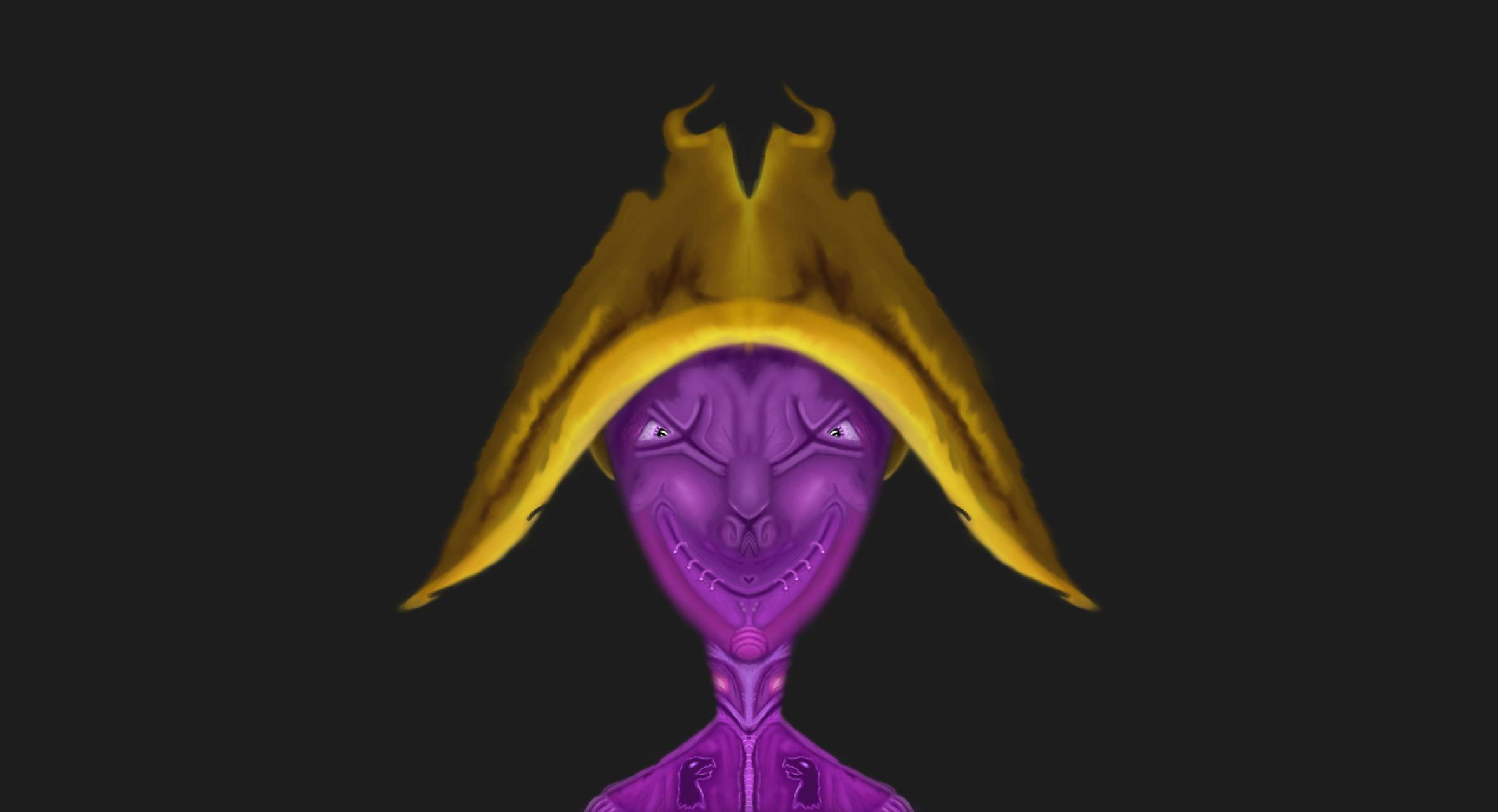 The perpel Goblin