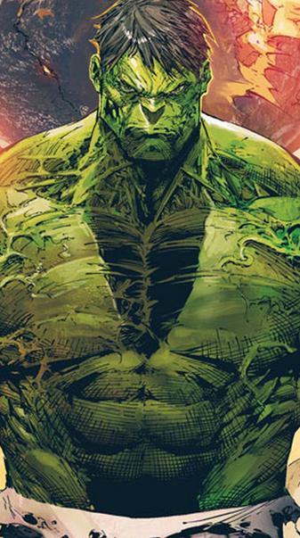 Cartoon-hulk