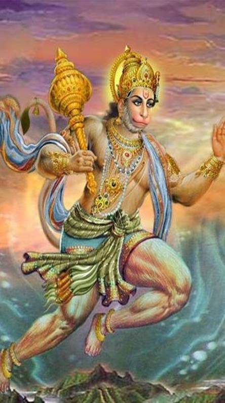 Lord Hanuman Wallpapers Free By Zedge