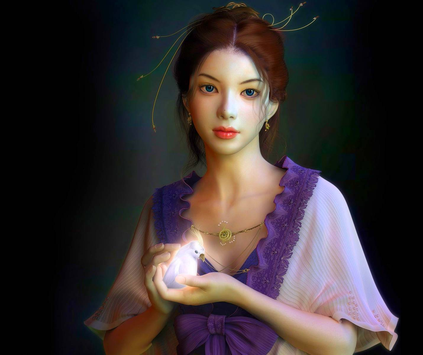 Peace Goddess