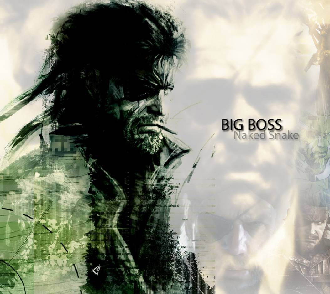 Big Boss Wallpaper By Gstabonista A7 Free On Zedge