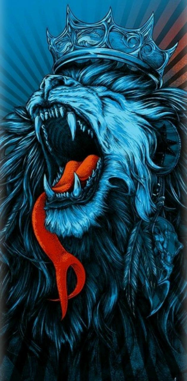 Versace Lion