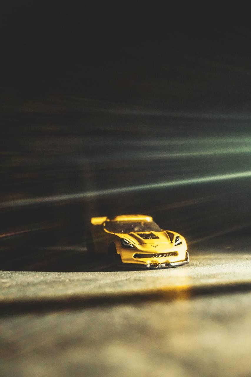 Corvette 2018
