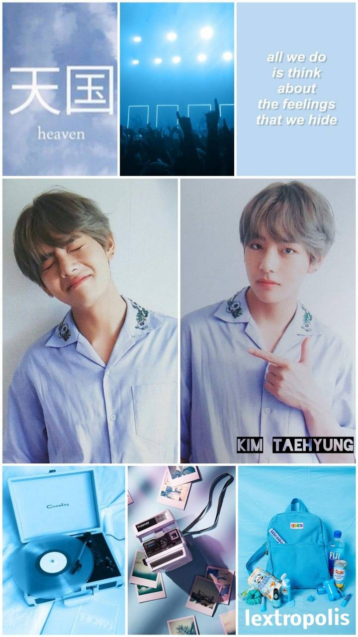 Taehyung Aesthetic Wallpaper By Chzinsl 98 Free On Zedge