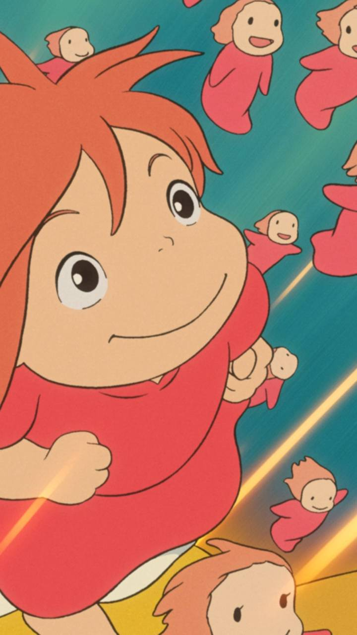 Ponyo Wallpaper By Lyvies 47 Free On Zedge