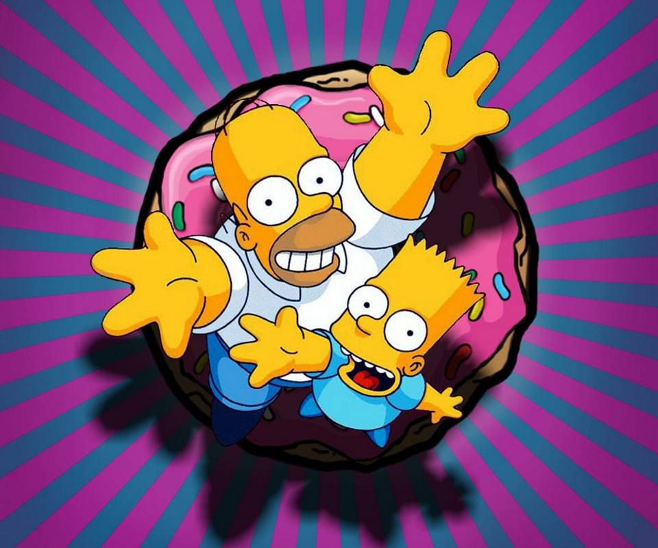Bart And Homer