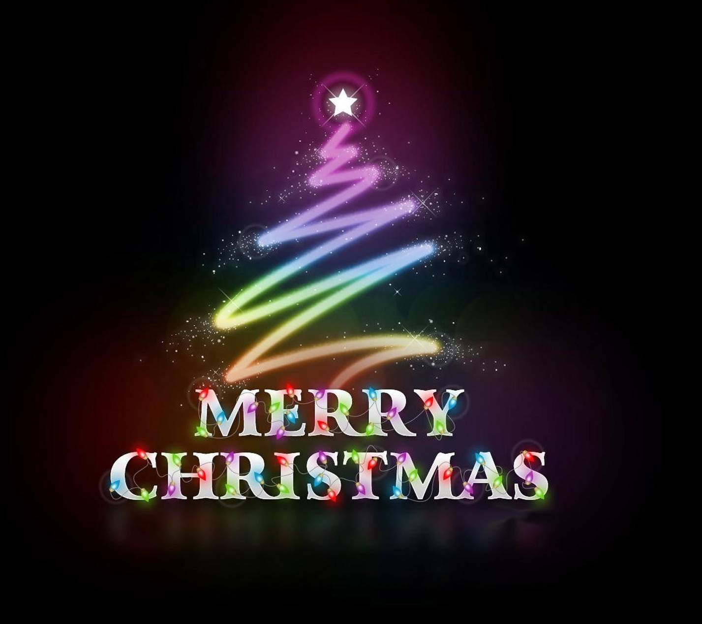 Christmas Rainbow Wallpaper By Lord Of Angels 4b Free On