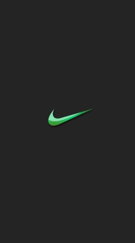 Green Nike Wallpapers Free By Zedge