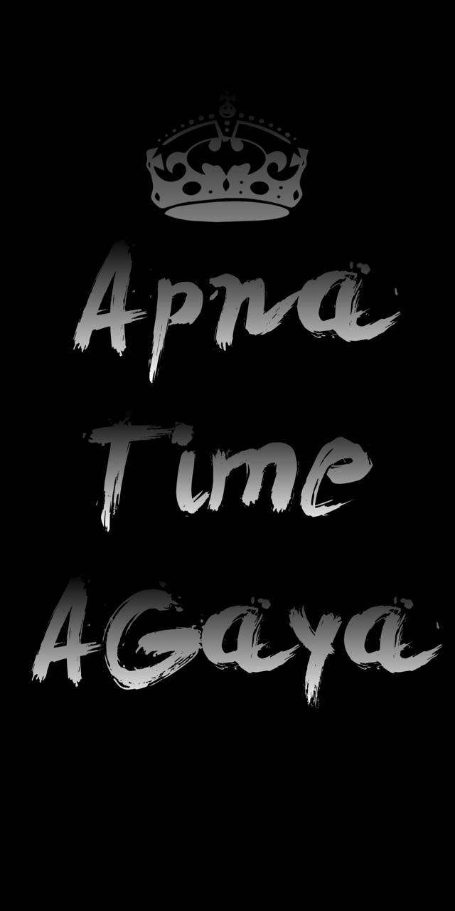Apna Time Aega wallpaper by Hani Writes 0d Free on ZEDGE™