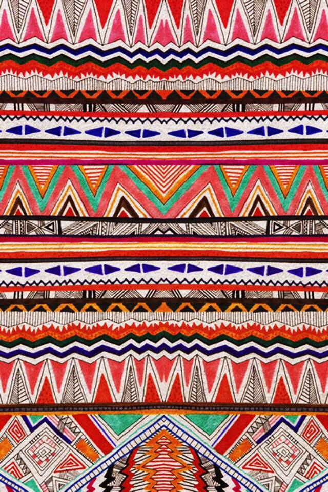 Tribal Red