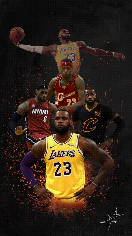best service aa178 d18c4 Lebron j Wallpapers - Free by ZEDGE™