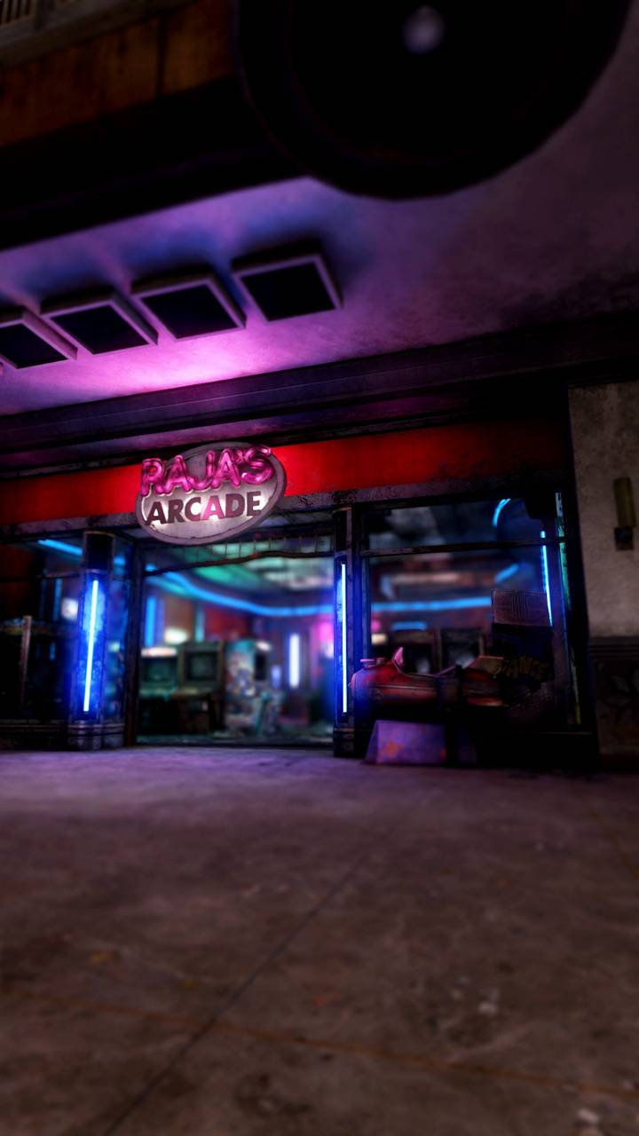 Rajas Arcade