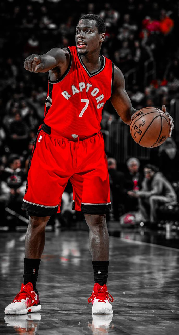 Kyle Lowry Wallpaper By JogeRetro