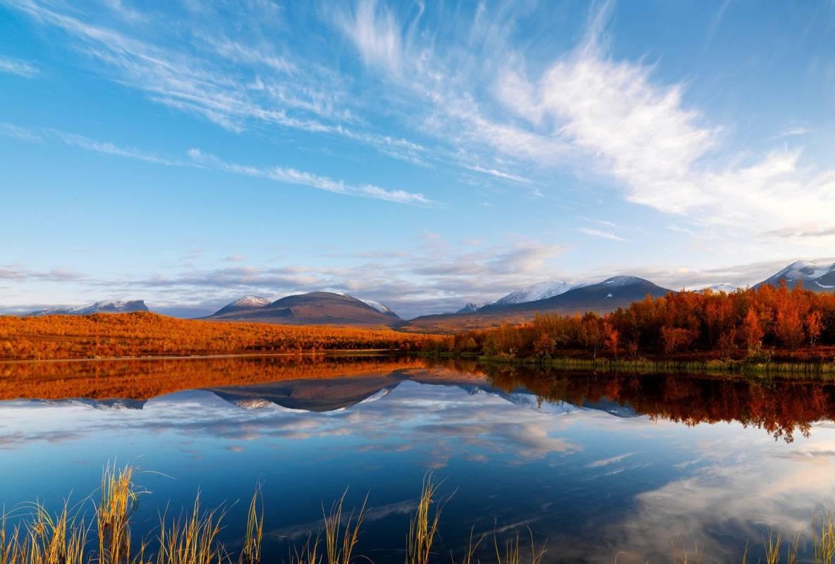 Nature-autumn Cloud